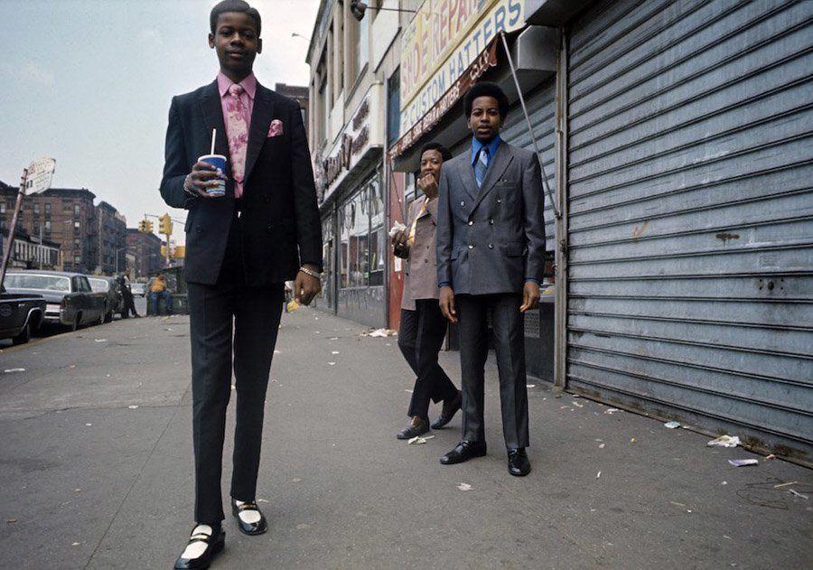 1970s Harlem