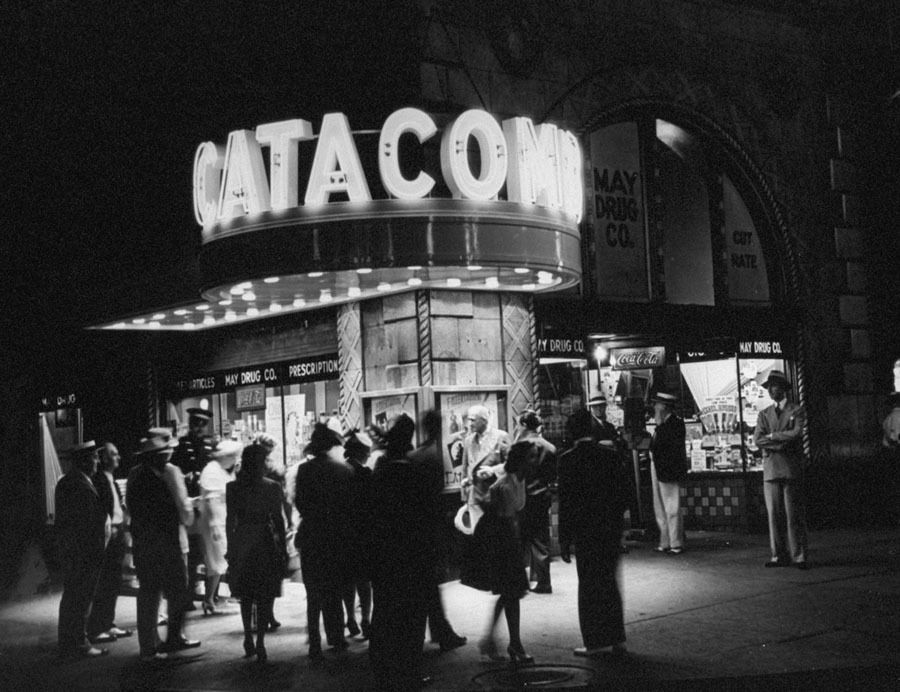 Catacombs Nightclub
