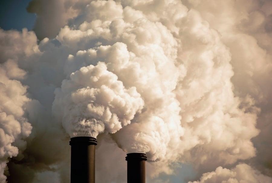 earth in crisis smokestacks