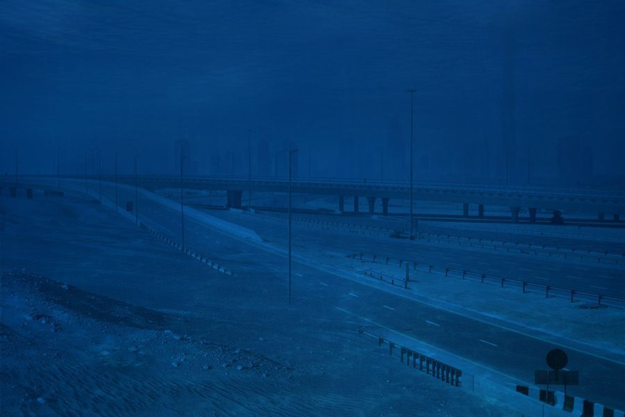 ice age artist bridge