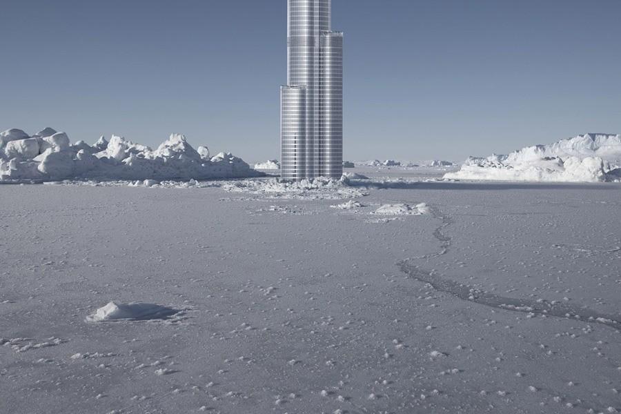 ice age artist centered