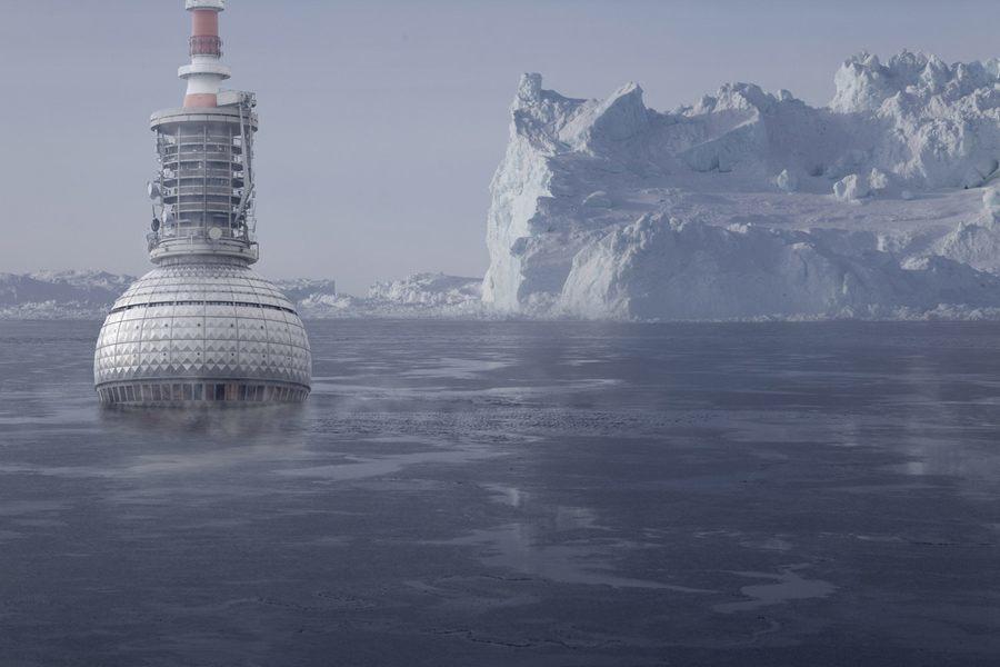 ice age artist lighthouse