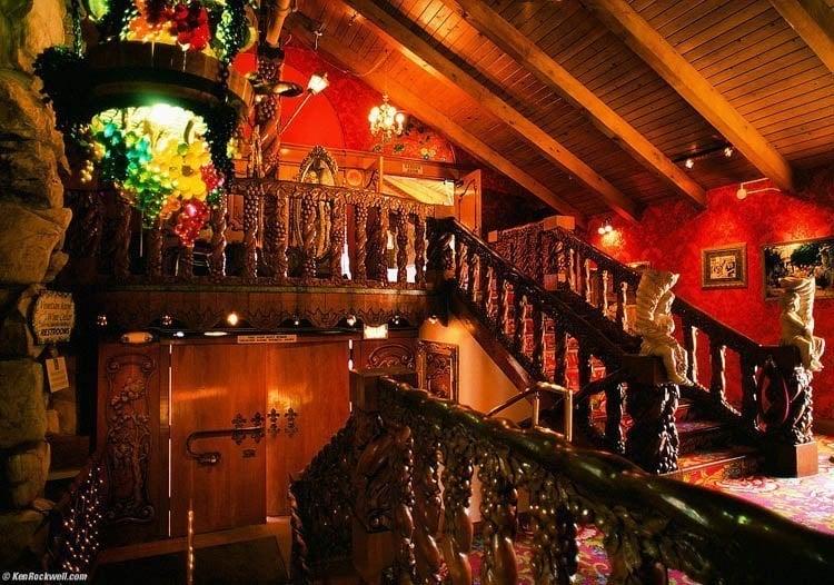 Photos Of The Madonna Inn