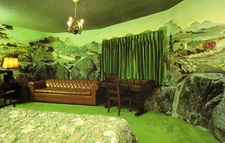 Madonna Inn Kitschy Hotel
