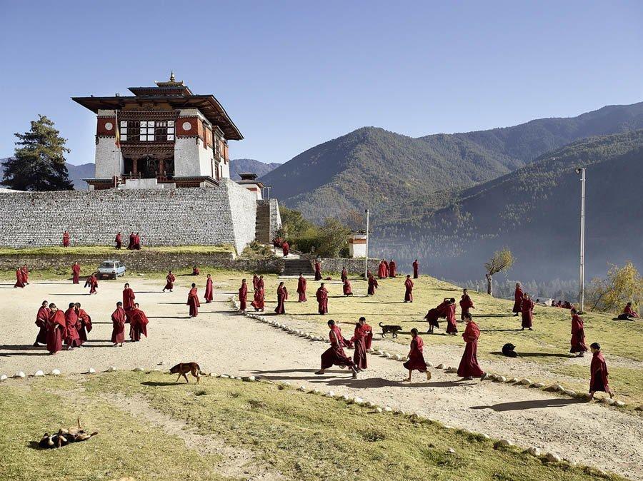 School Playgrounds Around The World