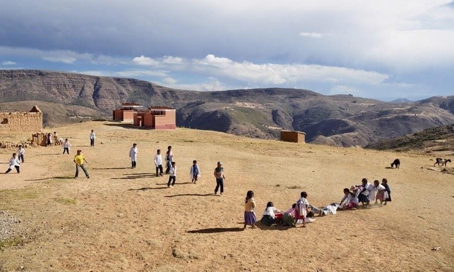 playgrounds around world bolivia