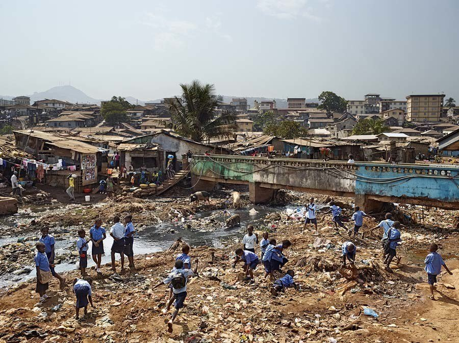playgrounds around world freetown
