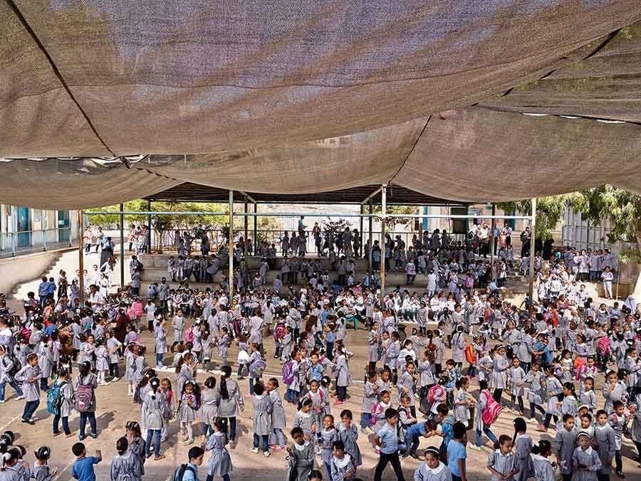 playgrounds around world gaza