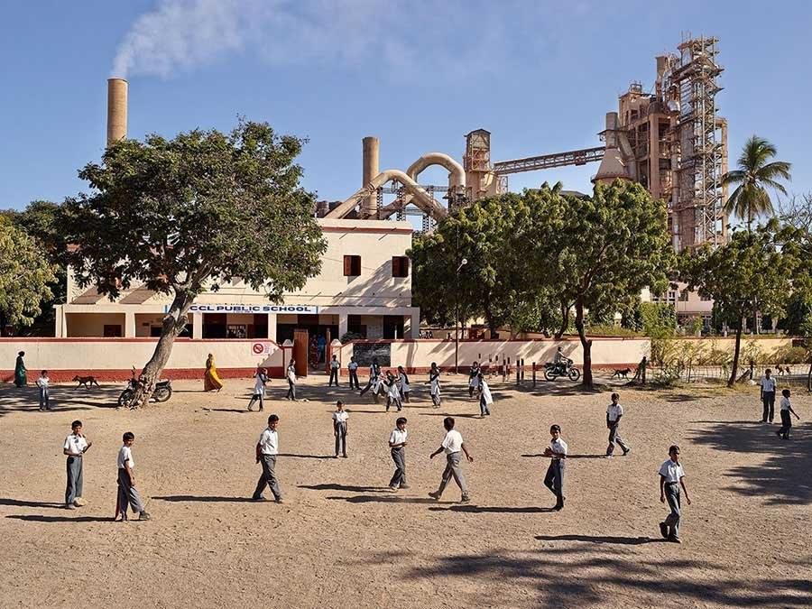 playgrounds around world india