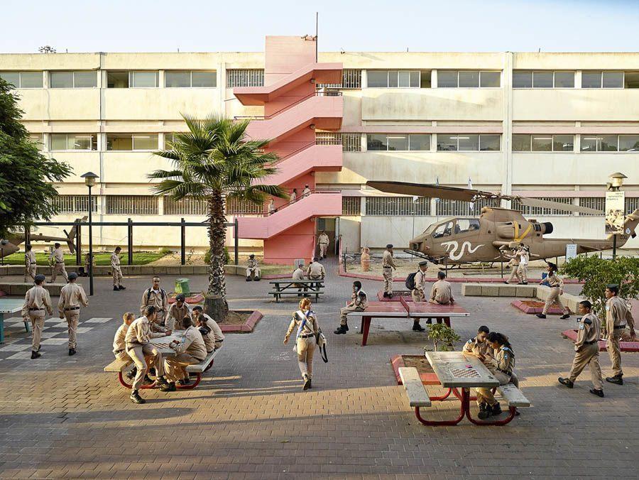 playgrounds around world israel