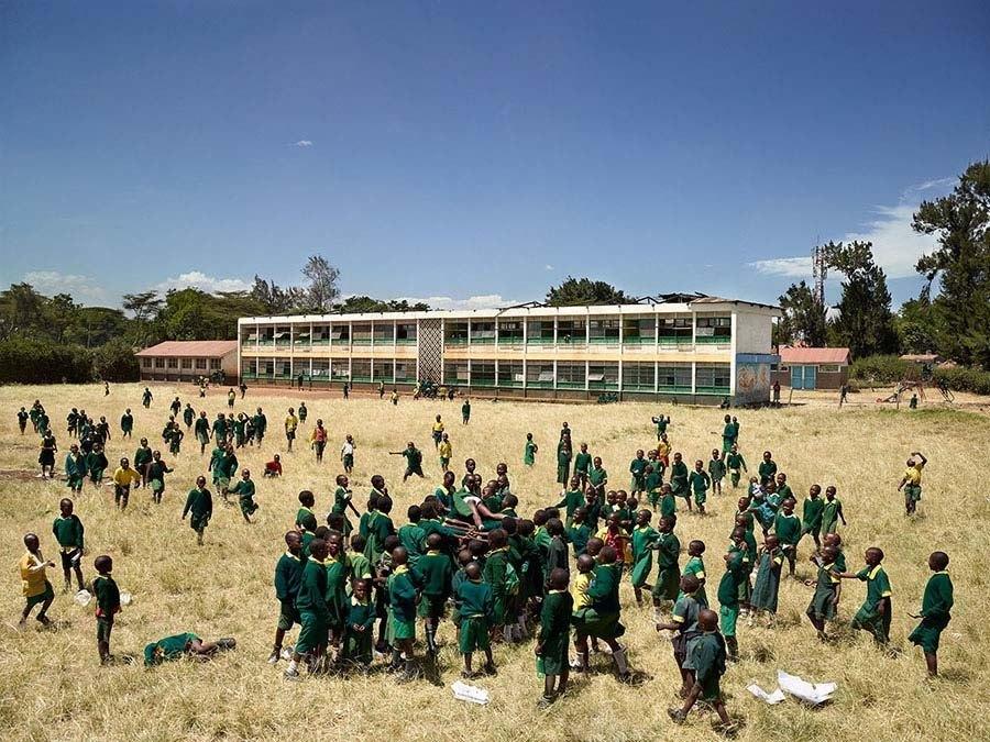 playgrounds around world nairobi