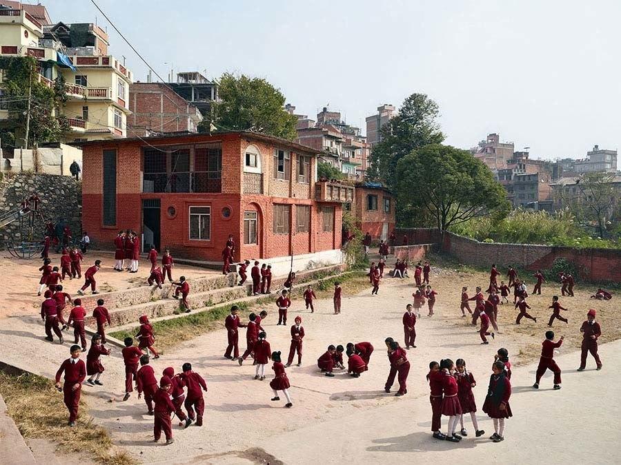 playgrounds around world nepal