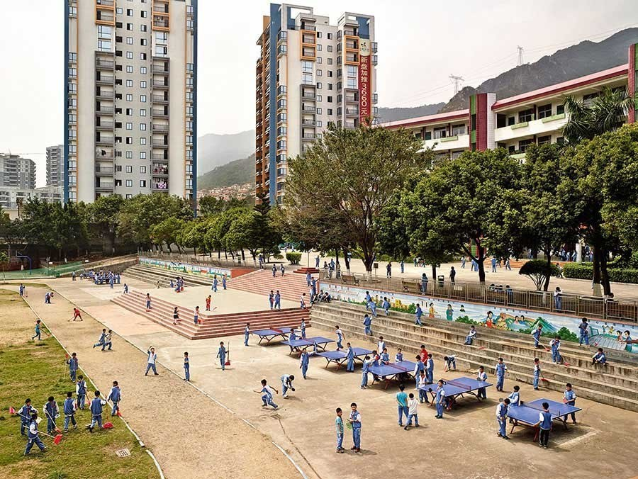 playgrounds around world wen chong