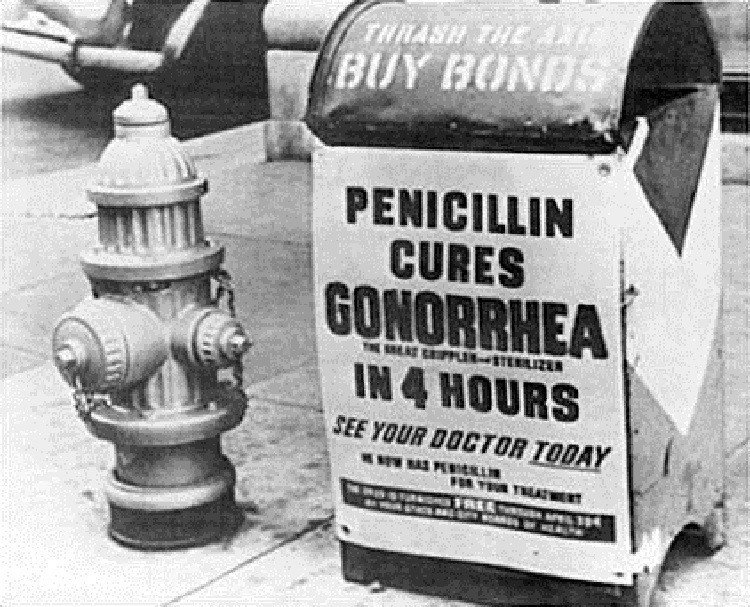 Accidental Discoveries Penicillin Advertising