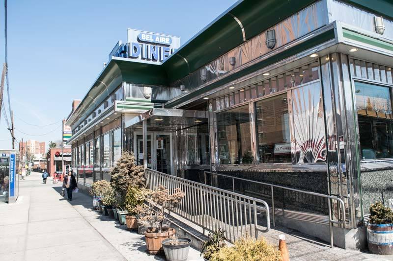 diners in Astoria, Queens