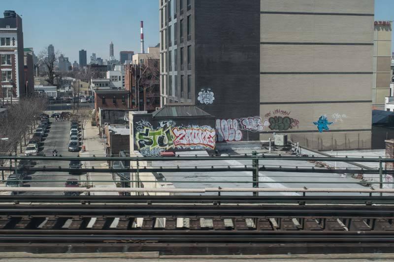 Graffiti Astoria Queens