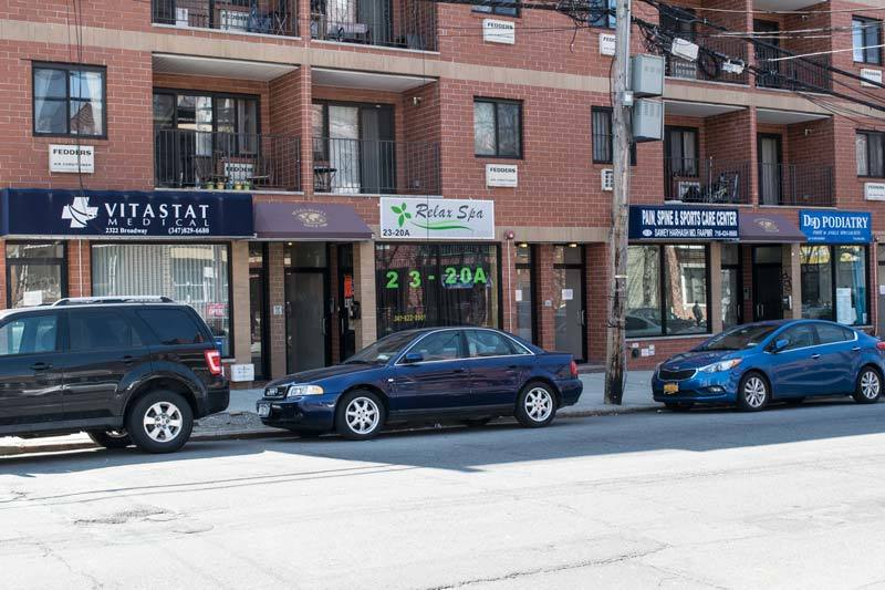 Astoria clinics and spas