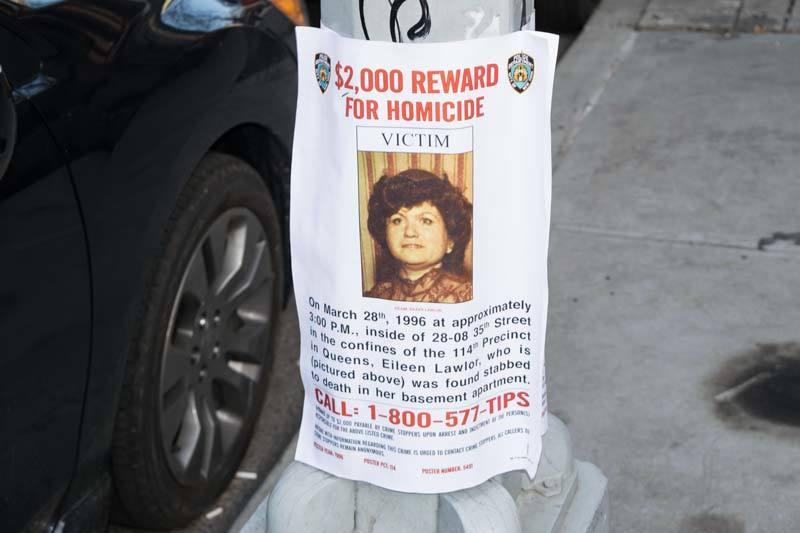 homicide Astoria