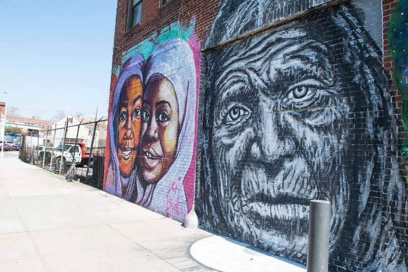 Astoria, Queens graffiti