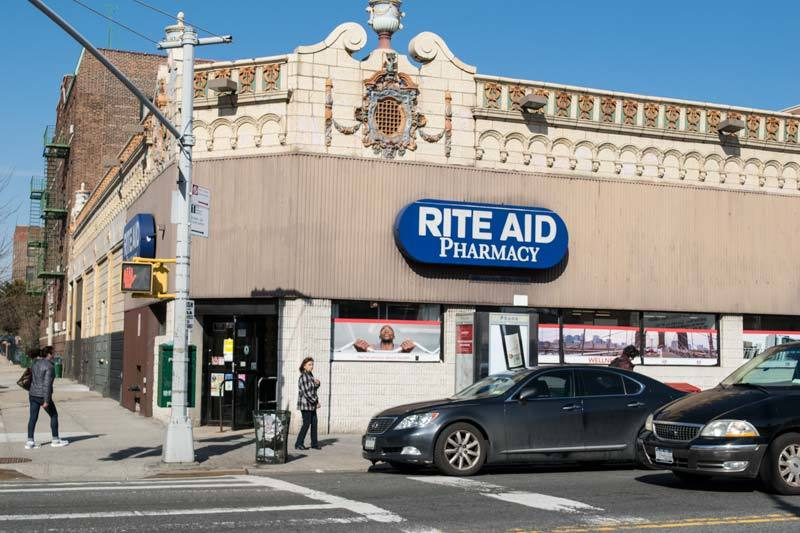 Corporate Queens Rite Aid