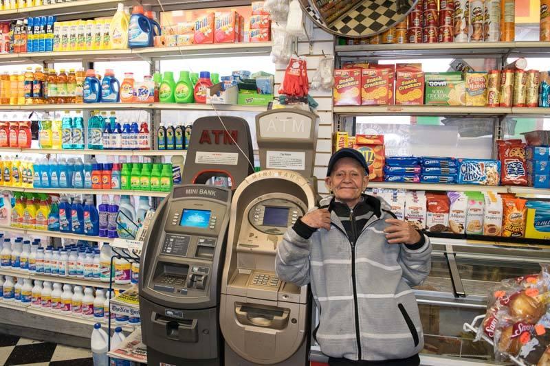 Shop keep Queens Astoria