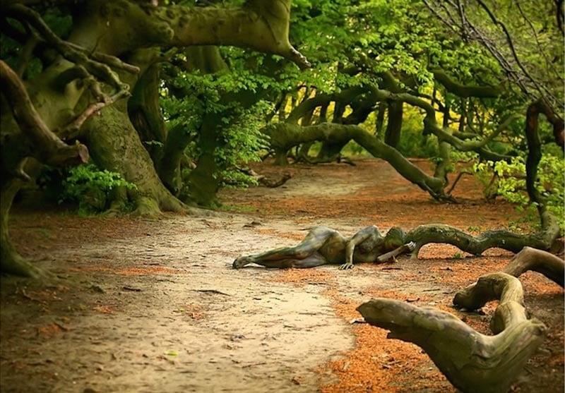 Bodypainters Tree