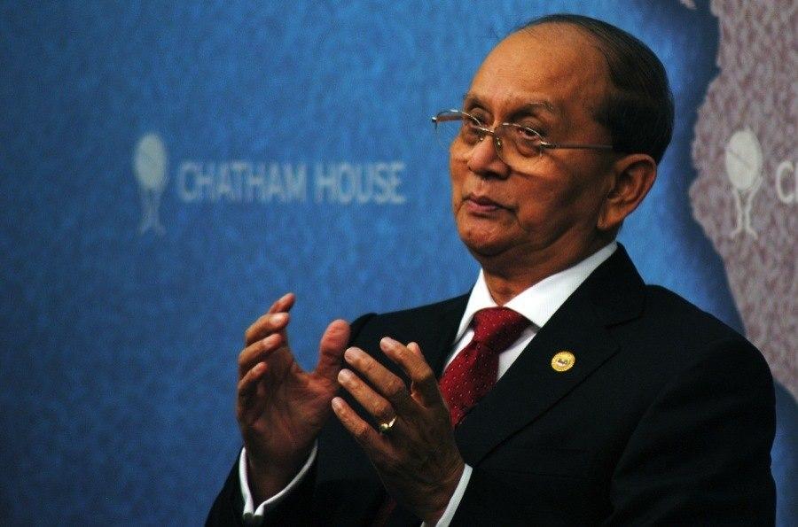 Burma Update Thein Sien