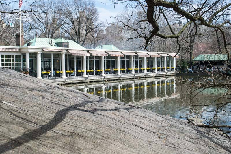 The Loeb Boathouse