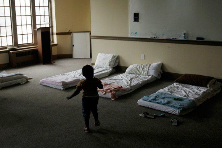 Childhood Homelessness Mattresses
