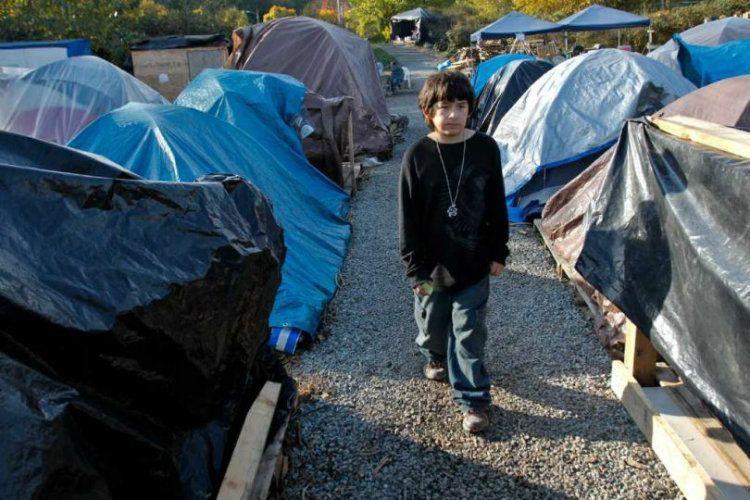Childhood Homelessness Seattle