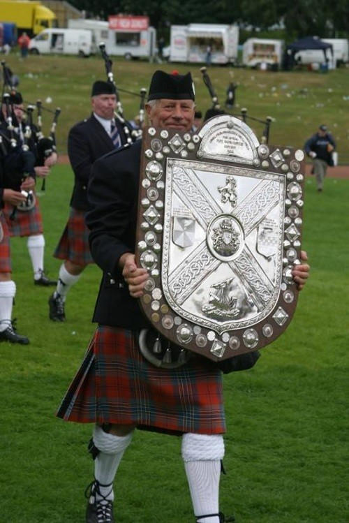 Cowal Games Chieftain