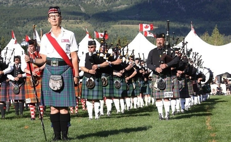 Cowal Highland Gathering