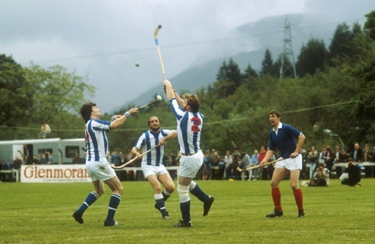 Shinty Games