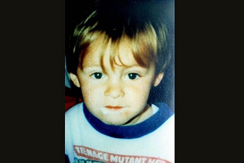 Death Pictures Bulger Kid