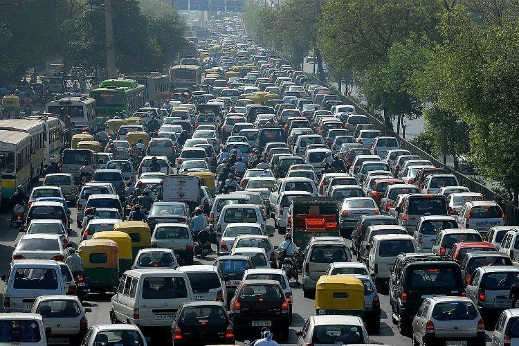 Most Polluted City Traffic