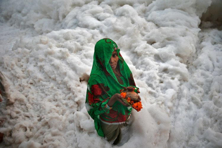 Unbelievable Photos Of Pollution In India