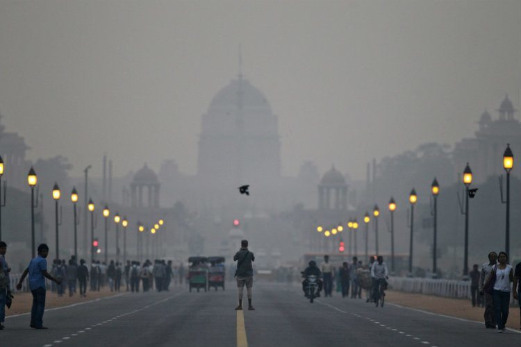 Delhi, The World's Most Polluted City