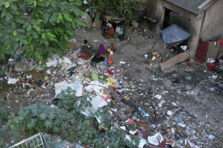 Garbage In Delhi