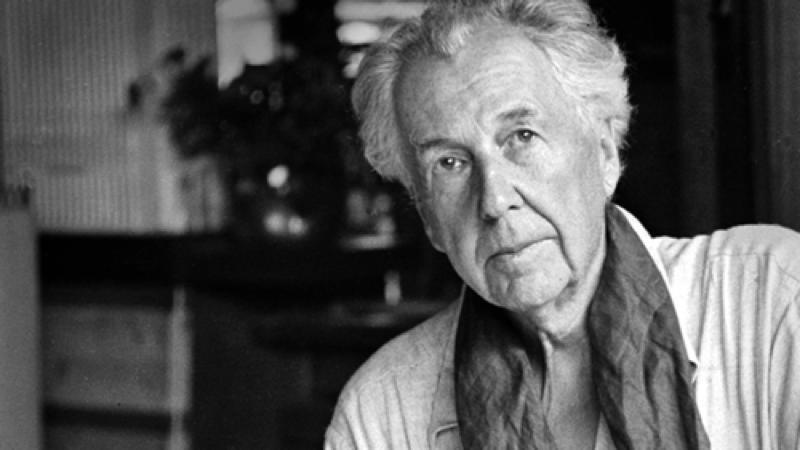 frank lloyd wright the first green architect. Black Bedroom Furniture Sets. Home Design Ideas