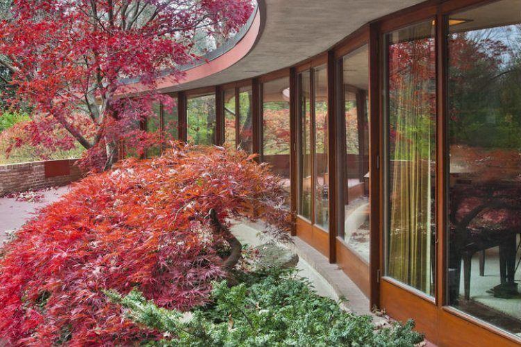 Frank Lloyd Wright Laurent Landscaping
