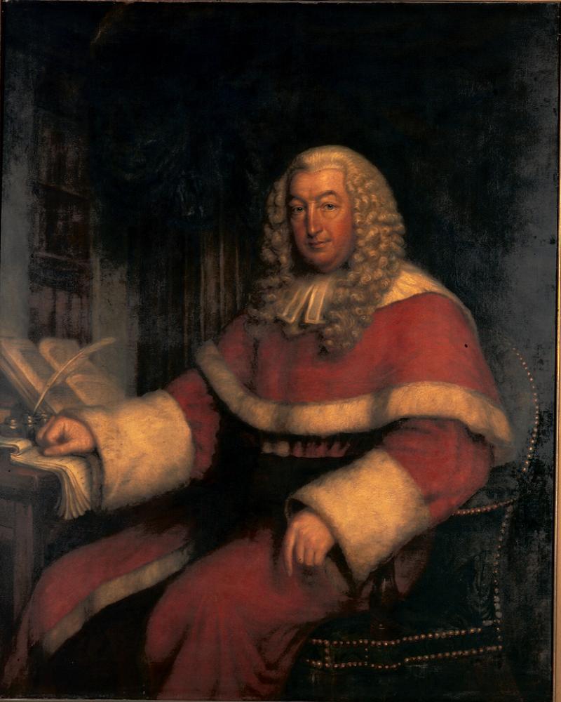 History Unchanged Hanging Judge