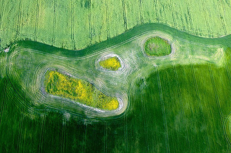 Unbelievable Aerial Photography of Poland