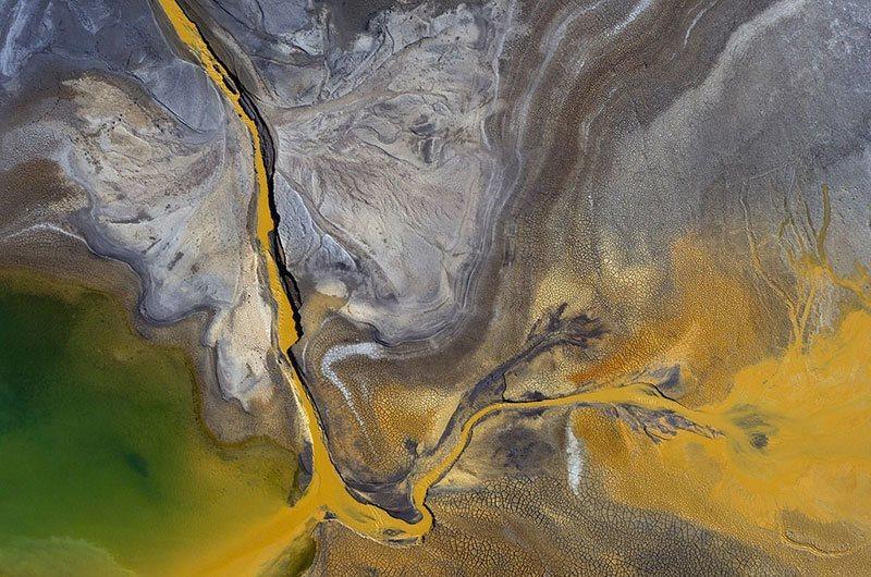 Pollution Kasper Kowalski Aerial Pics
