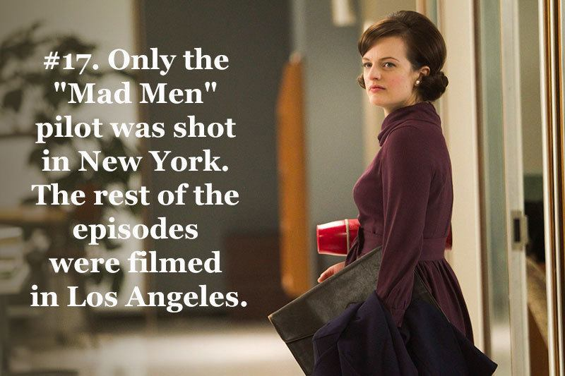 Mad Men Facts Peggy Olsen