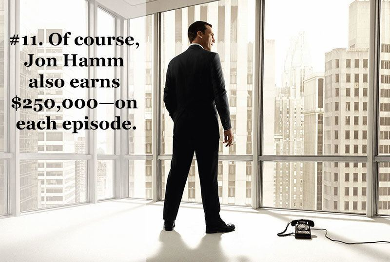 Mad Men Facts Jon Hamm