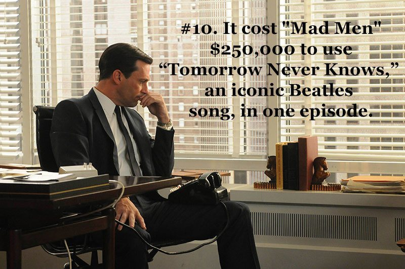 Mad Men and the Beatles