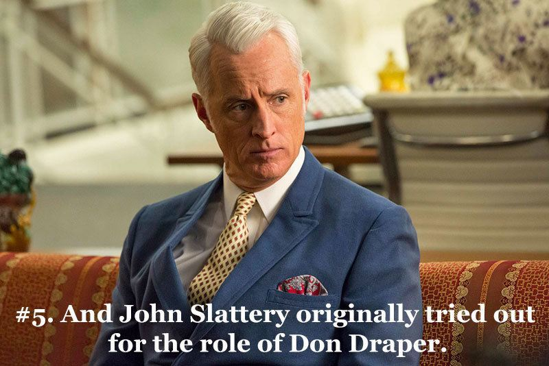 John Slattery Mad Men
