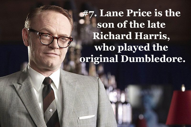 Lane Price Dumbledore's Son