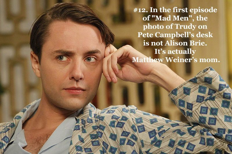 Mad Men Pete Campbell