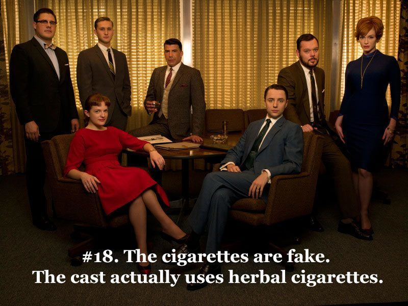 Mad Men Facts Season 1